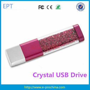 Superior Quality Crystal USB Flash Memory Drive (EPT516) pictures & photos