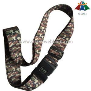 High Quality Stong Polyester Luggage Belt Straps pictures & photos