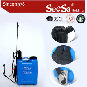 12L Agricultural Manual Air Pressure Back Pack Sprayer (SX-LK12F) pictures & photos