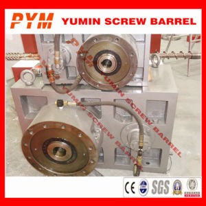 Zlyj Series Gear Box of Plastic Extruder pictures & photos
