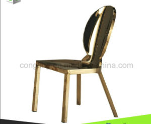 Whole Stainless Steel Contemporary Outdoor Chair/Dining Chair/Chair
