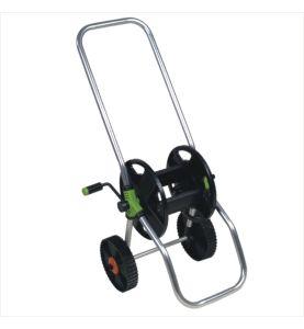 "H1090 Deluxe Hose Reel Cart Store up to 1/2"" 20m Garden Hose for Sprinkler"