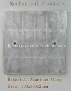 Heating Bottom Plate of Oven-Die Casting Parts pictures & photos