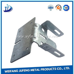 Sheet Metal Fabrication Galvanized Steel Stamping with Powder Coating pictures & photos