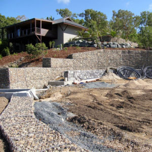 China Wholesale Galvanized Gabion Box for Retaining Wall (GB) pictures & photos