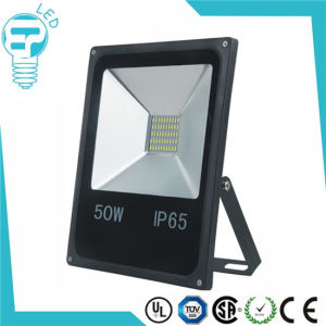 Hot Sale 2015 50W SMD IP65 Slim Outdoor 50 Watt LED Floodlight pictures & photos