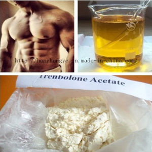 Pharma Grade Lab Made Injectable Steroids Trenbolone Acetate 100 Mg/Ml pictures & photos