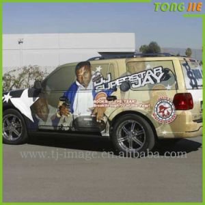 Self Adhesive 3D Vinyl Funny Car Sticker Desing Printing pictures & photos