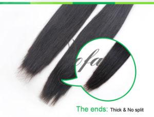 Top Quality Weavon Brazilian Straight Hair Remy Virgin Human Hair pictures & photos
