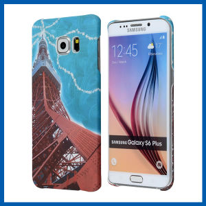 Eiffel Tower Matte Hard Case for Galaxy S6 Edge Plus pictures & photos