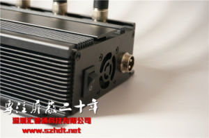 High Power Desktop 8-CH Cell Phone Signal Jammer pictures & photos