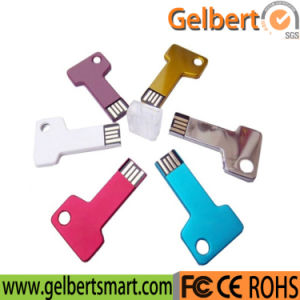 Colourful Key Shape USB Flash Disk for Gifts pictures & photos