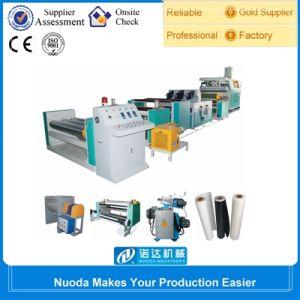 PEVA Two Screws Manufacturing Machine