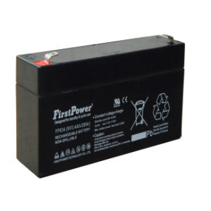6V Back-up Battery (FP634) pictures & photos