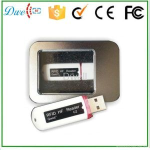 2016 125kHz Mini Android USB RFID Smart Card Reader pictures & photos