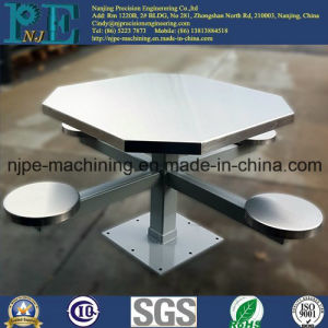 Custom Welding High Quality Stainless Steel Table pictures & photos