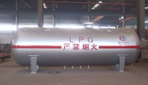 Hot Sale Q345r Material 15 Cubic Meter LPG Storage Tank for Sale pictures & photos