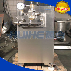 Stainless Steel High-Pressure Homogenizer (food) pictures & photos