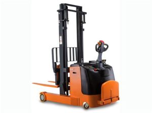 Reach Pallet Stacker pictures & photos