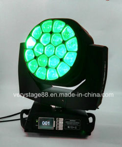 B-Eye K10 19X15W RGBW 4-in-1 Zoom Wash LED Moving Head pictures & photos