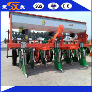 Tractor Three Point Refined Vegetable Seeder with Fertilizing pictures & photos