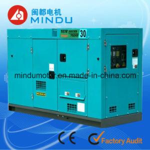 Factory Sale 100kVA Weichai Silent Diesel Generator Set pictures & photos