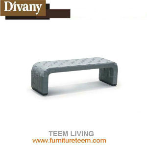 Modern Living Room Furniture European Design Bed End Stool pictures & photos