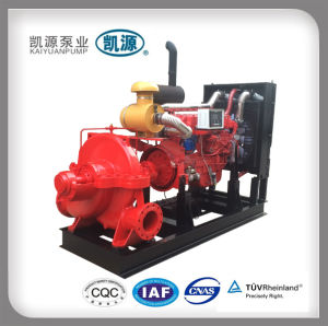 Xbc Kaiyuan Diesel Driven Fire Fighting Pump Set pictures & photos