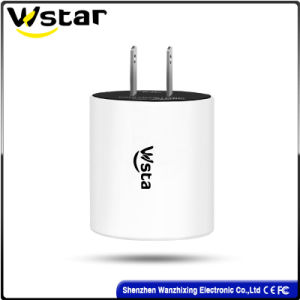 2016 New Design White Single USB Port Quick Phone Charger pictures & photos