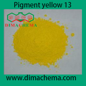 Pigment Yellow 13 for Solvent Ink pictures & photos
