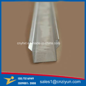 Custom Galvanized Steel C Channel for Sheet Metal Fabrication pictures & photos
