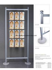 New Type Outdoor Display Stand Pop up System pictures & photos