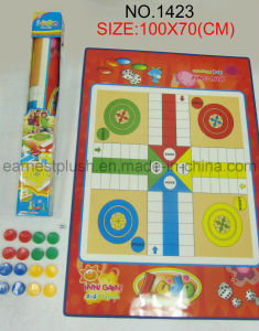 Giant Ludo Chess Mat 100*70cm Q0082618