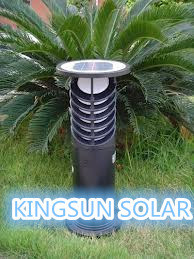 Stainless Steel Solar LED Lawn Light (KS -L0.5-5W) pictures & photos