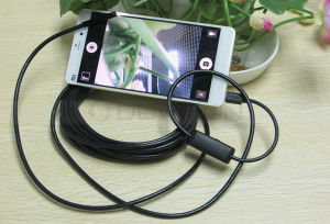 5.5mm Ultra Slim Android Smartphone USB Endoscope Inspection Camera IP67 Waterproof OTG Micro USB Borescope pictures & photos