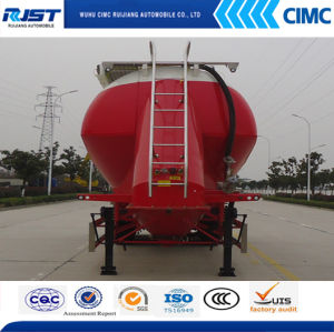 27m3 Aluminum Alloy Cement Tank pictures & photos