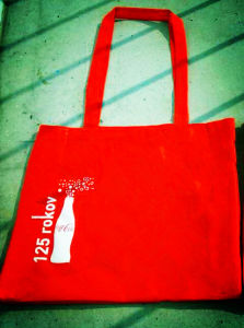 Shopping Handbag with Canvas for Promotional