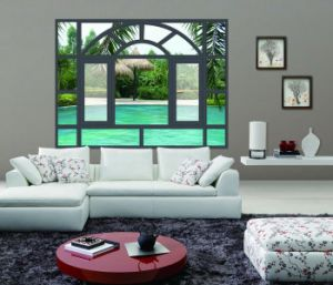 Special Design Aluminum Sliding Window Color Optional pictures & photos