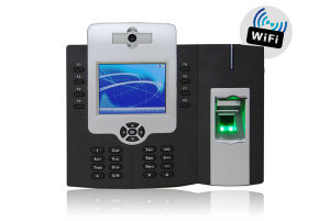 Fingerprint Time Attendance and Access Control with WiFi (TFT800/WiFi) pictures & photos