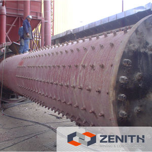 Calcite Mill, Calcite Grinding Ball Mill pictures & photos