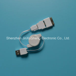 Retractable Smartphone Data Cable