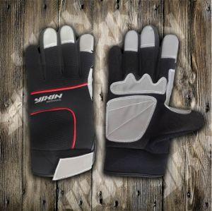 Safety Glove-Machine Glove-Labor Glove-Industrial Glove-Work Glove-Protective Glove pictures & photos