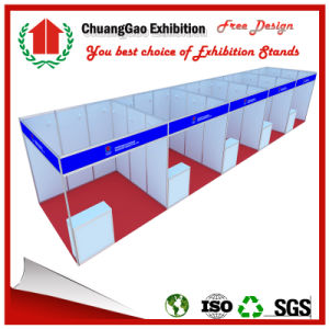 High Quality Portable Octanorm System Exhibition Stands Booth pictures & photos