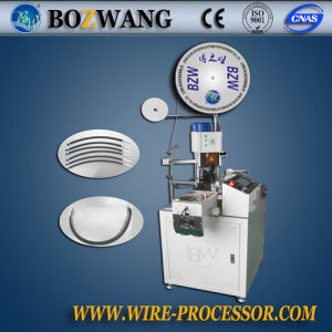 Full Automatic Linked Terminal Crimping Machine for PV Wire pictures & photos