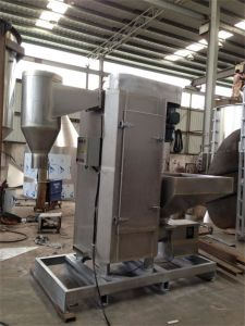 Stainless Steel Dewatering Machine for Washing and Drying Plastic Flakes pictures & photos