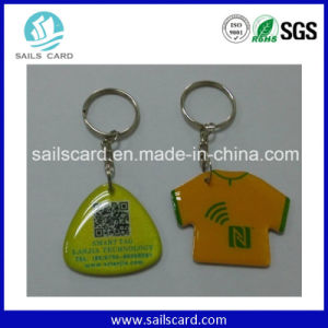 Newly Design 13.56MHz Mf 1k S50 Custom Nfc Tag pictures & photos