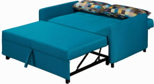 High Quality Metal Soft Casual Home Lounger Sofabed pictures & photos