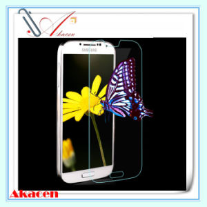 HD 9h Tempered Glass Screen Protector for Samsung Galaxy S4 I9500 I9502 I9505 (Arc Edge)