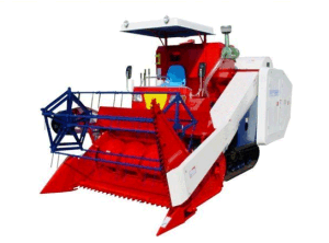 Self-Propelled Rice & Wheat Combine Harvester (LDG-4LZ-1.0) pictures & photos