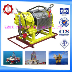 Boat Air Winch for Barging pictures & photos